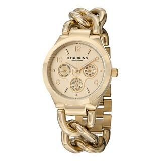 Stuhrling Original Women's Lady Renoir Swiss Quartz Bracelet Watch