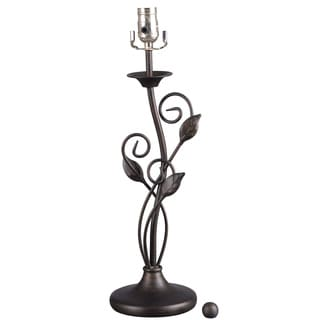 Laurel Creek Linden 28-inch Design Match Table Lamp Base