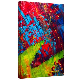 Byron May 'Fun' Gallery-wrapped Canvas Wall Art
