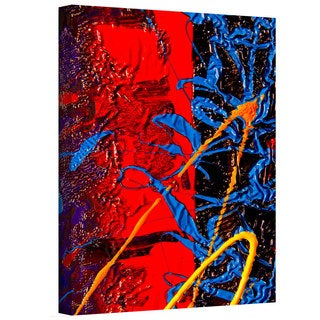 Byron May 'Standing Tall' Gallery-wrapped Canvas Wall Art
