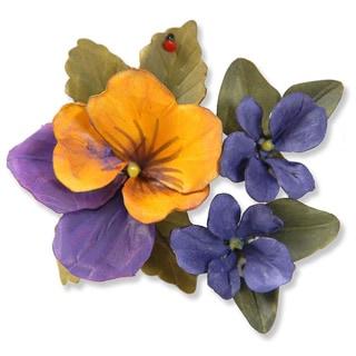 Sizzix Thinlits Flower by Susan Tierney-Cockburn Die Set (12 Pack)