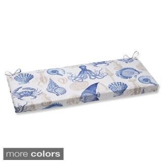 Pillow Perfect 'Sealife' Outdoor Bench Cushion