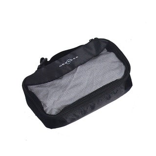 Obersee Diaper Bag Organizer Clothing Cube in Black