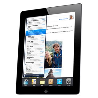 Black iPad 16GB VZW Wifi+4G