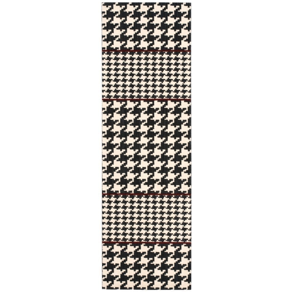 Joseph Abboud Griffith Domino Area Rug by Nourison (2'3 x...
