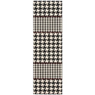 Joseph Abboud Griffith Domino Area Rug by Nourison (2'3 x 7'5)