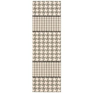 Joseph Abboud Griffith Dove Area Rug by Nourison (2'3 x 7'5)