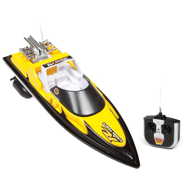 Yellow Jacket RTR Electric RC Boat