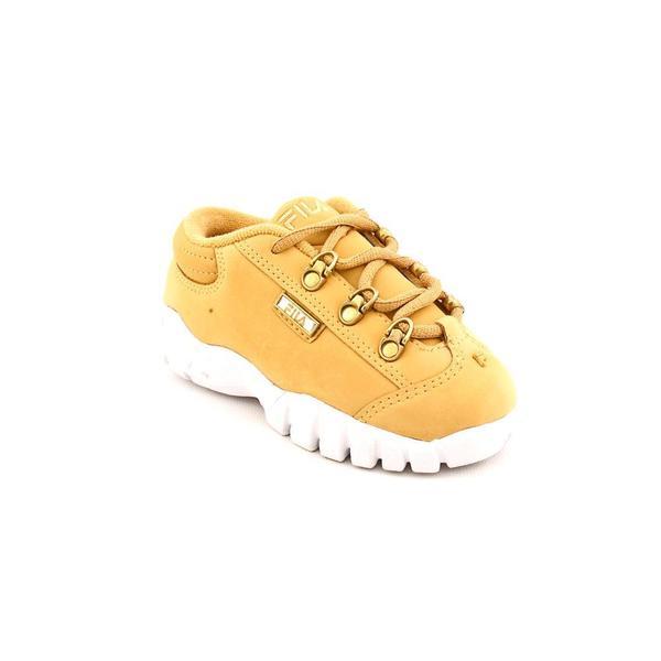 Fila Boy Toddler Strada Nubuck Athletic Shoe Free