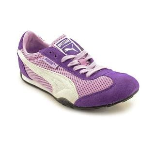 Puma Women's '76 Runner' Regular Suede Athletic Shoe