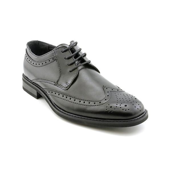 Robert Wayne Men's 'Adrian' Leather Dress Shoes