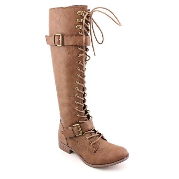 Rocket Dog Women's 'Beany' Faux Leather Boots