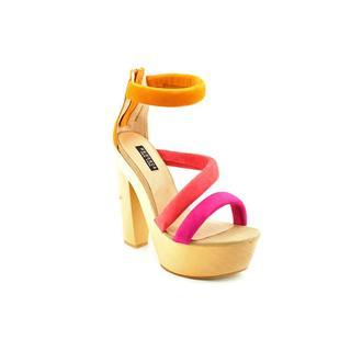 Messeca Women's 'Muffy' Regular Suede Dress Shoes