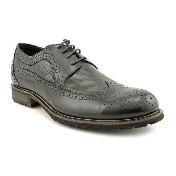 Steve Madden Men's 'P-Rex' Leather Casual Shoes