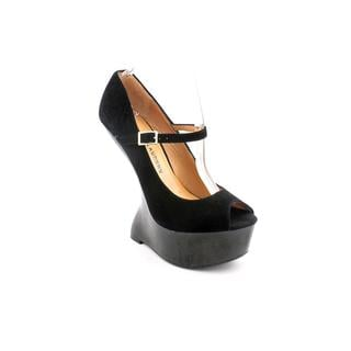 Chinese Laundry Women's 'China Doll' Kid Suede Dress Shoes