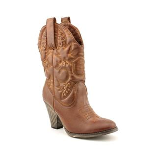 Cheap Womens Ankle Cowboy Boots