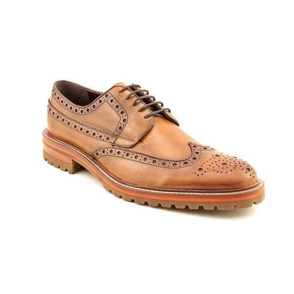 FRENCH CONNECTION Men's 'Chuck' Leather Dress Shoes