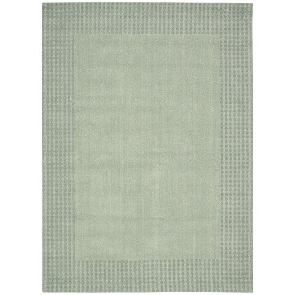kathy ireland Cottage Grove Mist Area Rug by Nourison - 8' x 10'6