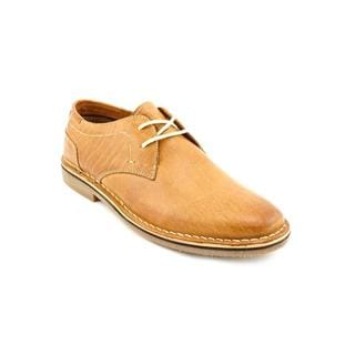 c043a260b35 Shop Steve Madden Men s  Hasten  Leather Casual Shoes - Free Shipping Today  - Overstock - 8719309