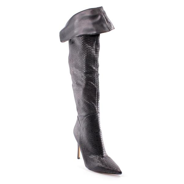 59cf1ad3026b Shop Truth or Dare by Madonna Women s  Gia-97  Animal Print Boots ...