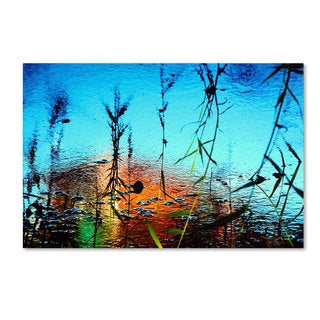 Beata Czyzowska Young 'Painted by Nature' Canvas Art