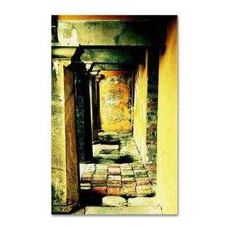 Beata Czyzowska Young 'Moments in Time' Canvas Art