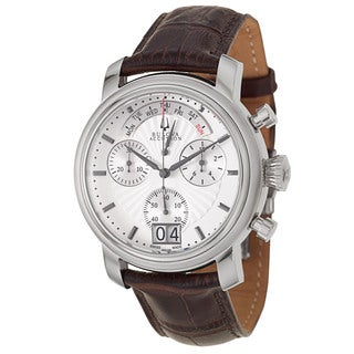 Bulova Accutron Men's 'Amerigo' Stainless Steel Chronograph, Retrograde Watch