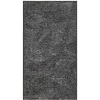 Safavieh Palazzo Vintage Black/ Grey Rug (2' x 3'6)