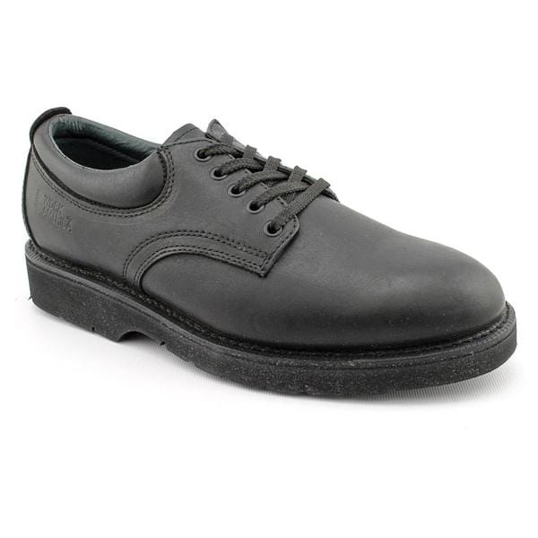 work america s oxford responder leather casual shoes
