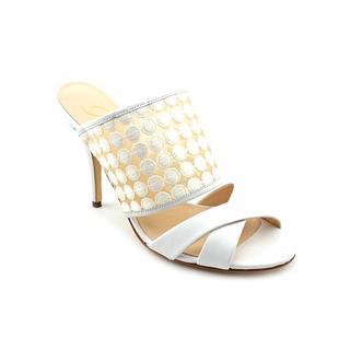 Delman Women's 'Evitt' Fabric Sandals