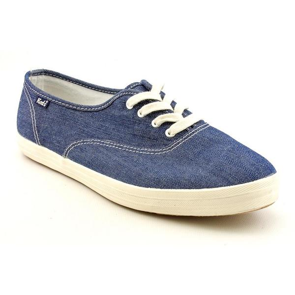 Womens Wide Canvas Shoes
