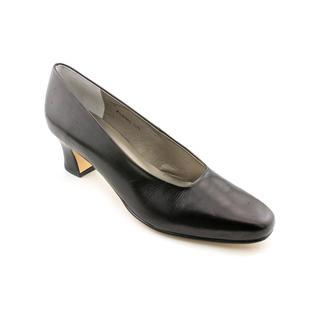 Mark Lemp By Walking Cradles Women's 'Vicki' Leather Dress Shoes - Narrow