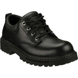 Men's Skechers Cool Cat Black Full Grain Leather (BPFG)