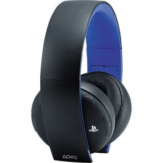 PS4 - Playstation 4 Gold Wireless Stereo Headset