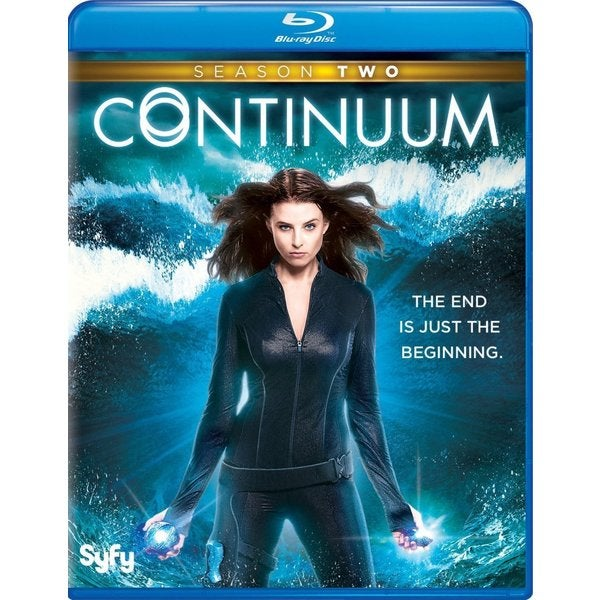 Continuum: Season Two (Blu-ray Disc)