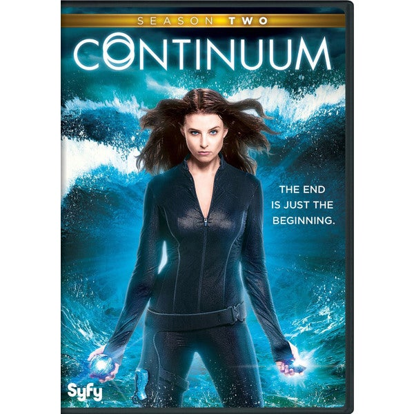 Continuum: Season Two (DVD)