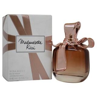 Nina Ricci Mademoiselle Ricci Women's 2.7-ounce Eau de Parfum Spray