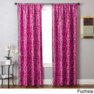 Pink 96 Inches Curtains Amp Drapes Shop The Best Deals For