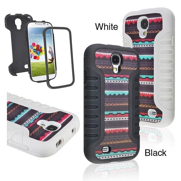 BasAcc Hybrid Case for Samsung© Galaxy S4/ S IV i9500