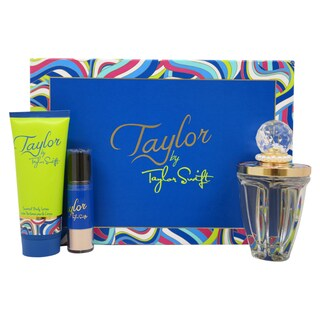Taylor by Taylor Swift Women's 3-piece Gift Set