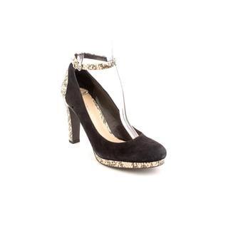 Franco Sarto Women's 'Breeze' Regular Suede Dress Shoes (Size 9.5 )