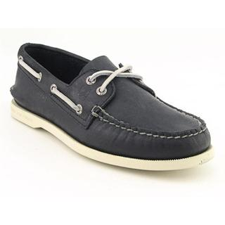 Sperry Top Sider Men's 'A/O 2-Eye' Leather Casual Shoes (Size 7.5 )