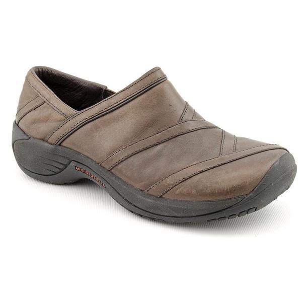 1a4c6eb855e Shop Merrell Women s  Encore Eclipse  Leather Casual Shoes (Size 5.5 ...