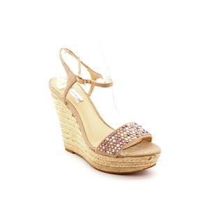 INC International Concepts Women's 'Peach' Basic Textile Dress Shoes