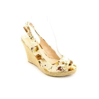 Franco Sarto Women's 'Kashmir' Fabric Sandals (Size 8.5 )