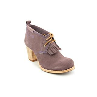 Caterpillar Women's 'Elin' Regular Suede Boots