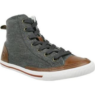 Women's Burnetie High Top Vintage Carbon Black
