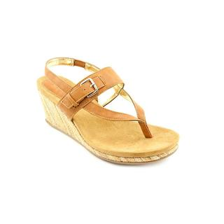 Style & Co Women's 'Amber' Faux Leather Sandals