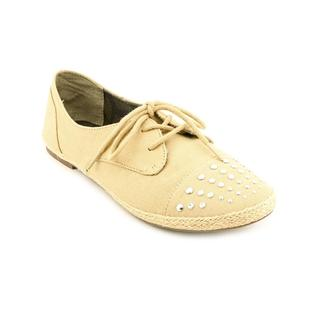 Material Girl Women's 'Button' Basic Textile Casual Shoes (Size 11 )