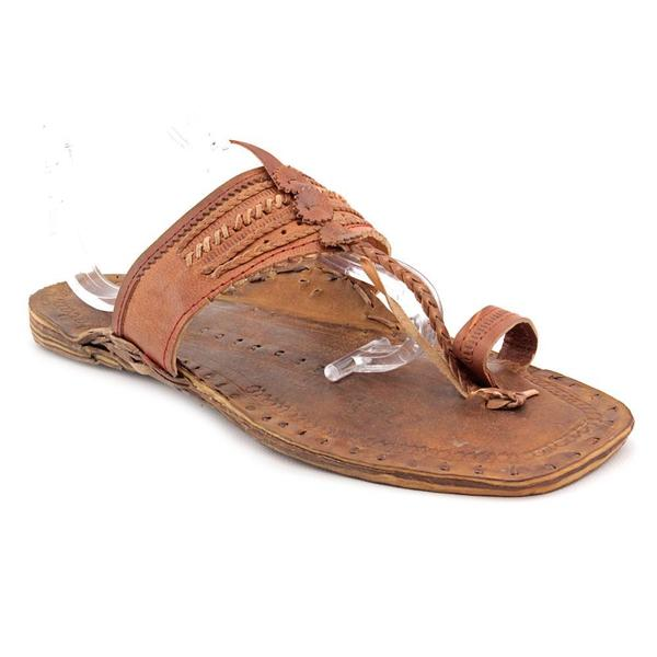 Shop Water Buffalo Men S Hippie Jesus Leather Sandals
